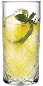 Pasabahce 52820 Timeless Longdrinkglas, 300ml, Glas, transparent, 12 Stück