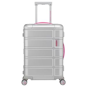 American Tourister Alumo Spinner 55/20 Pink Koffer
