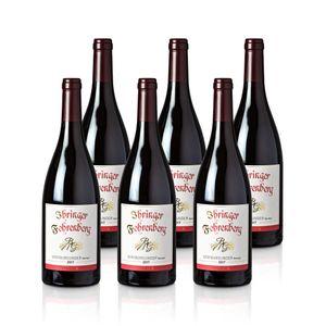 2017 Spätburgunder Barrique, Ihringer Fohrenberg - WBK Glatt, Paket mit:6 Flaschen