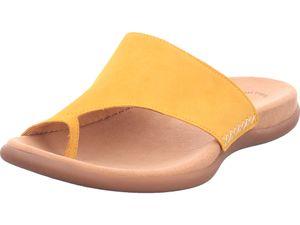 Gabor - Damen Pantolette in Gelb