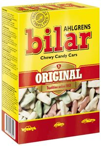 Ahlgrens Bilar Original Travel Pack 400g