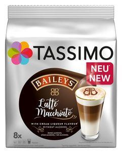 Tassimo Kapseln Typ Latte Macchiato Bailey's | 8 Kaffeekapseln