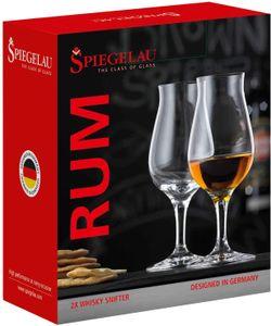 Spiegelau Whisky Snifter Set/2 428/30 Rum Special Glasses  4280263