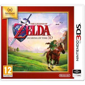 Nintendo Selects The Legend of Zelda: Ocarina of Time für Nintendo 3DS