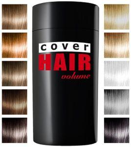 Cover Hair Volume, 30 g, Black