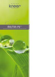 Kneer Schutzbezug Comfort Molton-PU weiß