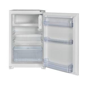 respekta Kühlschrank Einbaukühlschrank Gefrierfach Schleppscharniere 88 cm