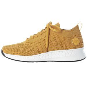Rieker Damen Sneaker Gelb , Schuhgröße:EUR 42