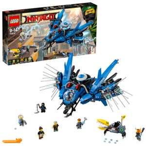 LEGO® NINJAGO Jay's Jet-Blitz 70614
