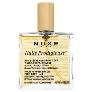 Nuxe Huile Prodigieuse Dry Oil multifunktionales Trockenöl für Gesicht, Körper und Haare 100 ml