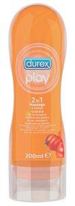 Durex Play 2in1 Massage- & Gleitgel Guarana 200ml