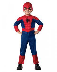 Spiderman Muskel Kleinkinderkostüm für Fasching Größe: Toddler