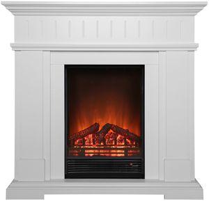 El Fuego® Elektrokamin TRONDHEIM L inkl. Fernbedienung mit energiesparender LED-Beleuchtung