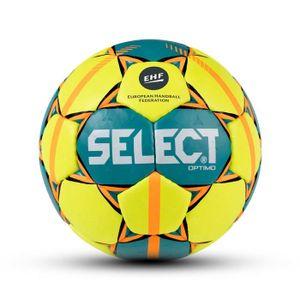 SELECT Optimo Handball gelb/grün/rot 2