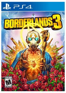2K Borderlands 3 (PS4), PlayStation 4, Multiplayer-Modus, M (Reif), Physische Medien