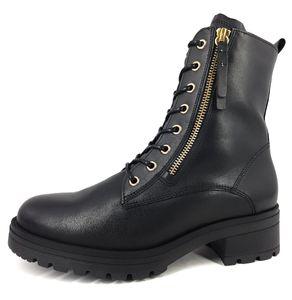 Gabor Stiefel, Größe:81/2, Farbe:schw(flausch/gold) 0