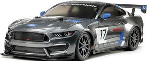 Tamiya 1:10 RC Elektro Auto Ford Mustang GT4 TT-02 Bausatz