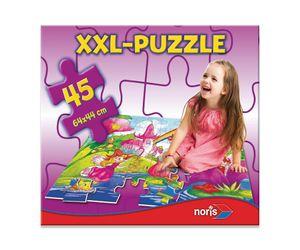 Noris Spiele XXL Puzzle Feenland; 606038001