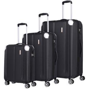 Travelite City 4-Rollen Kofferset 3tlg.