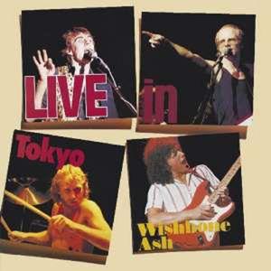 Live In Tokyo - Wishbone Ash