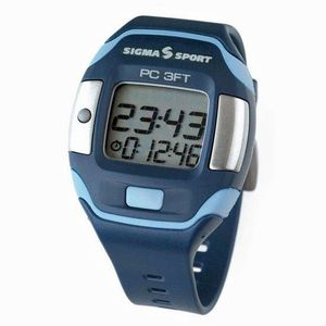 Sigma PC 3FT Pulsuhr Sportuhr Armbanduhr Herzfrequenzmesser ohne Brustgurt