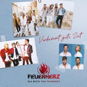 Feuerherz - Verdammt Gute Zeit-Das Beste Von Feuerherz - CD