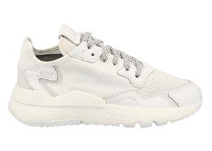 adidas Originals Sneaker Nite Jogger - Weiß / Weiß, Größe:40