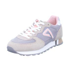 Pepe Jeans Klein Archiv Summer Damen Sneaker in Rosa, Größe 37