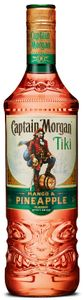 Captain Morgan Tiki Mango & Pineapple Spirit Drink | 25 % vol | 0,7 l