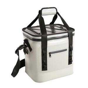 Tragbare Isolierte Lunchpaket Thermische Kühler Picknick Tote Für Camping Schule