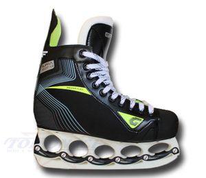 Graf Supra 103 V2 Skate mit T - Blade System , Weite :R = Regular, Größe:44