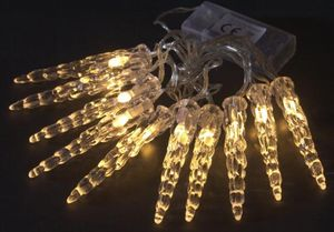 Roxan LED Eiszapfen Lichterkette batteriebetrieb
