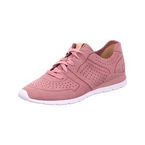 UGG Damen Sneaker Sneaker Low Veloursleder rosa 38
