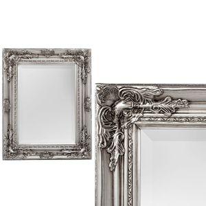Spiegel HOUSE barock Antik-Silber ca. 40x50cm