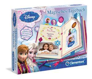 Clementoni Disney Frozen Die Eiskönigin Magisches Kinder Tagebuch selber machen