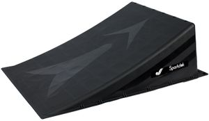 große Single Rampe für MTB / Skateboard / BMX / Skater / RC cars