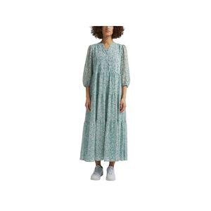Esprit Women Kleid, Farbe:TURQUOISE 4, Größe:38