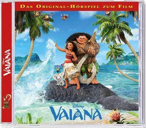 Disney/Pixar - Vaiana - Compactdisc