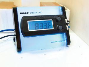 KOSO EGT-Meter Abgastemperatur-Messgerät