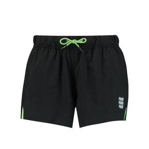 Puma Swim Women High Waist Shorts 1 Black Combo Black Combo L