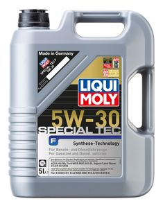 Liqui Moly Special Tec F 5W 30 Hochwertiges Premium Leichtlauföl 5L