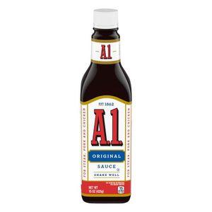 A1 Original Steaksauce 425g