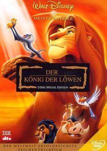 Der König der Löwen  [SE] [2 DVDs]