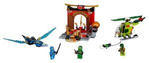 LEGO® Juniors Der verlorene Tempel 10725