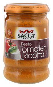 Sacla Pesto Tomaten & Ricotta (190 g)