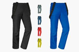 Schöffel Skihose Pants Bern, Größe:50, Farbe:racing red