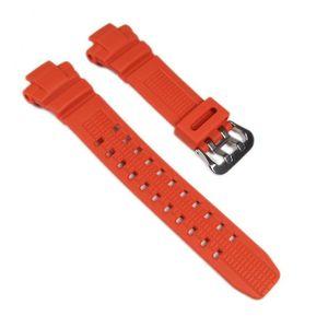 Casio Uhrenarmband Resin orange GW-3000 G-1000 GW-3500 GW-2500 10370830