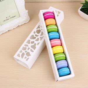 Macaron Boxen Cookie Kuchen Makronen Schokolade Box Hochzeit Verpackung Box Party Hei?er