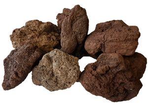 25 kg Lava Steine 100-200 mm
