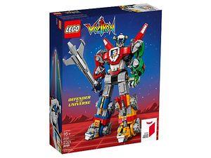 LEGO Ideas Voltron - 21311, Bausatz, Junge/Mädchen, 16 Jahr(e), 2321 Stück(e)